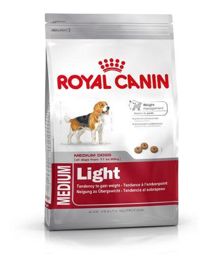Royal canin medium light weight care x 15 kg - drovenort -