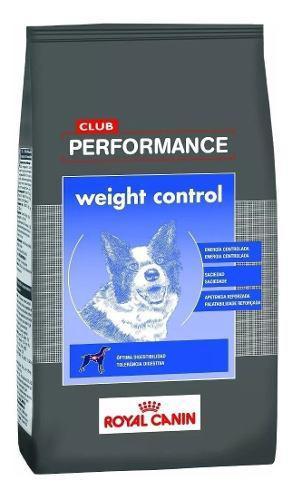 Royal canin performance light x 15 kg. sabuesos vet