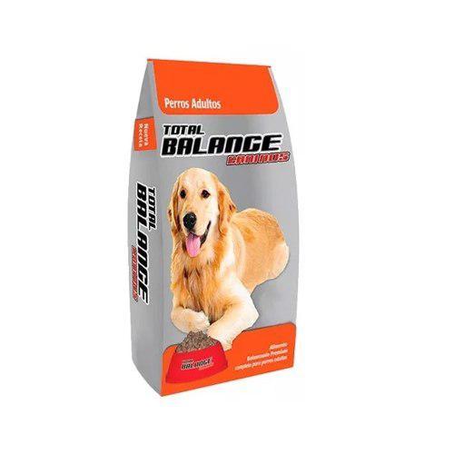 Total balance 20 kg perros adultos el molino