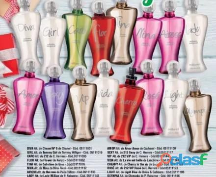 Perfumes alternativos a Fragancias Internacionales 13