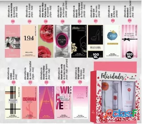 Perfumes alternativos a Fragancias Internacionales 14