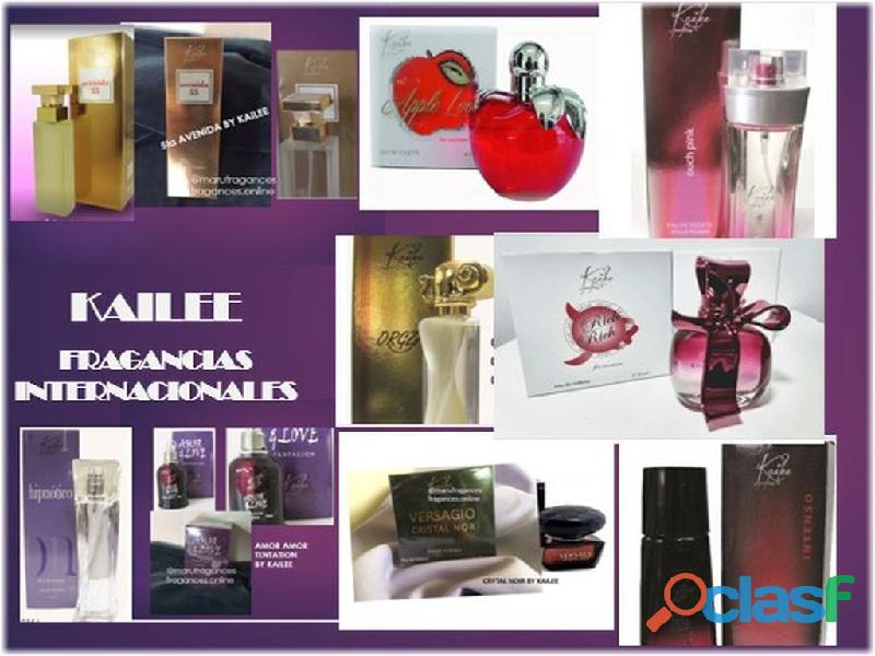 Perfumes alternativos a Fragancias Internacionales 11