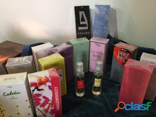 Perfumes alternativos a Fragancias Internacionales 9