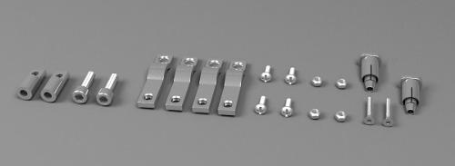 Kit completo repuesto cubremanos wirtz® shock metal