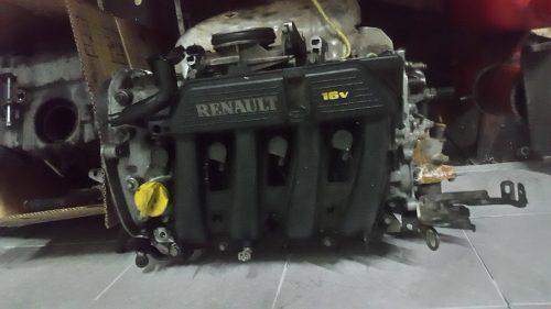 Renault 1.6 16v k4m repuestos motor clio 2 megane kangoo san