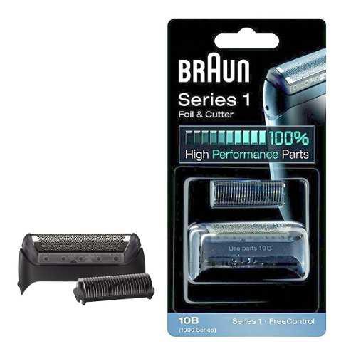 Repuesto afeitadora braun 10b 20b serie 1 190 cruzer 3/5
