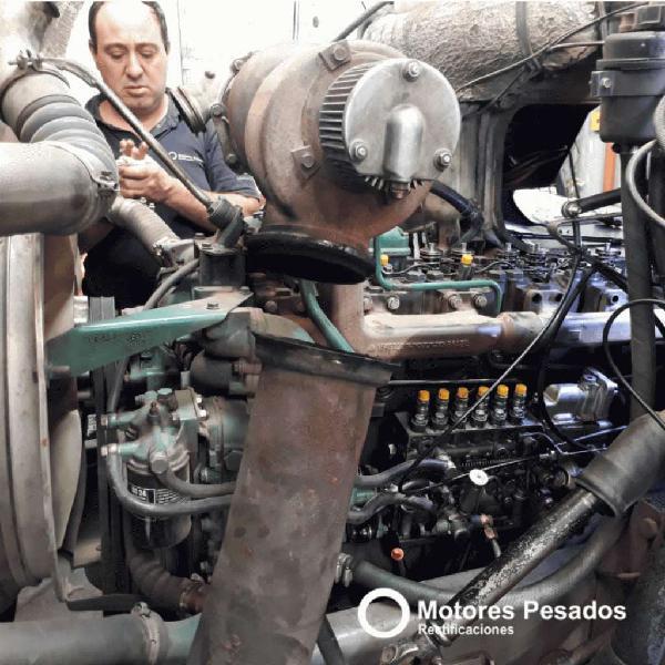 Taller mecánico - tractores - máquinas viales - camiones -