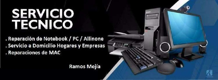 Vitalfix computacion ramos mejia