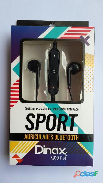Auricular bluetooth sport dinax