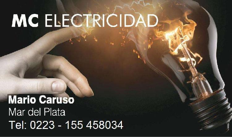 electricidad en general
