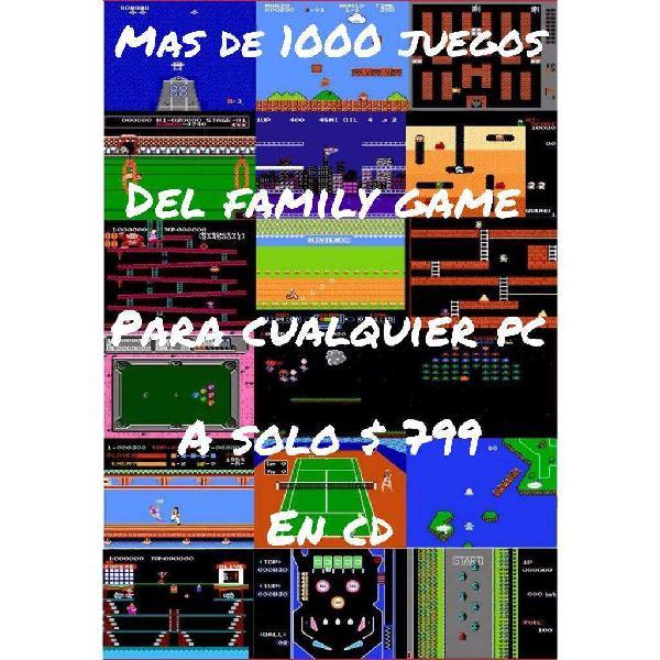 Family game juegos
