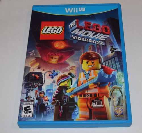 Lego The Movie - Wii U