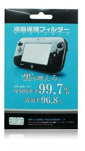 Nintendo wii u film protector pantalla