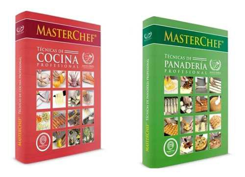Pack libros técnicas de panadería y cocina mausi sebess