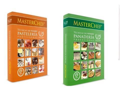 Pack libros técnicas de panadería y pastelería mausi
