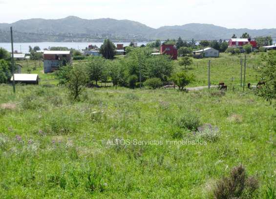 Vista al lago los molinos, 1.000 m2, escritura, serv.,