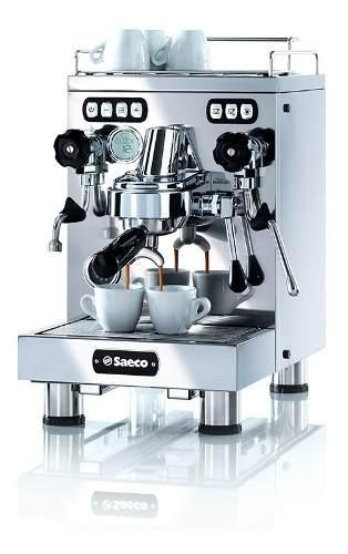 Cafetera Express Profesional Saeco Se50 Tamper+ Jarra Italia
