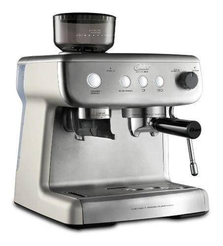 Cafetera Oster Expresso Con Molinillo Barista Max 7300 Cuota