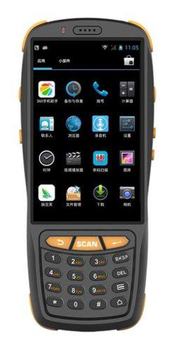 Colector de datos laser wifi android lince control stock