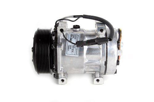 Compresor aire acondicionado universal 709 7h15 pv 12v
