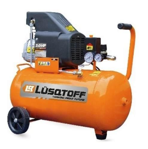 Compresor de aire 2 hp 24 lt 2024 portatil lusqtoff pda