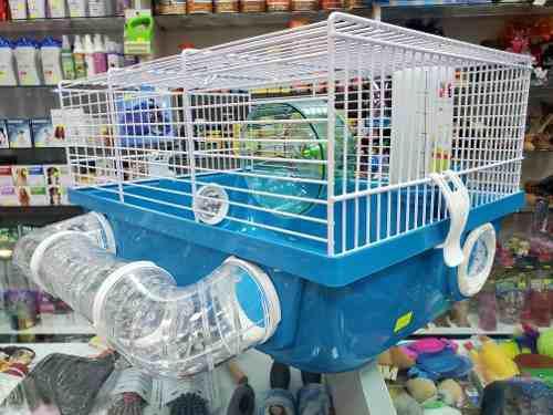 Hamstera billy metro savic jaula hamster completa