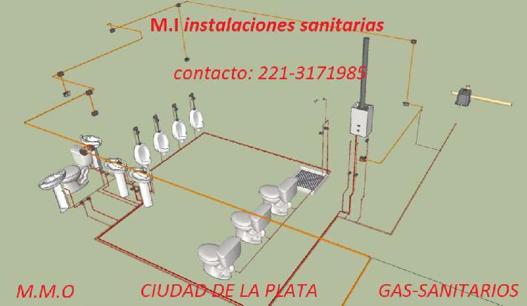 Instalaciones sanitarias