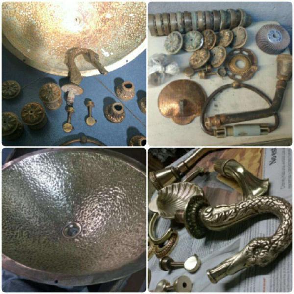Pulidor y restaurador de antigüedades