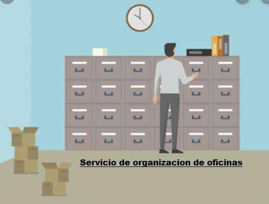 Servicio para oficinas o estudio de profesionales