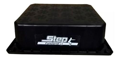 Step cajon individual plastico apilable ideal gym o tu casa