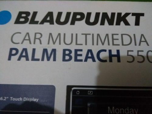 Stereo blackpunt palm beach (nuevo, estaba en exivicion)