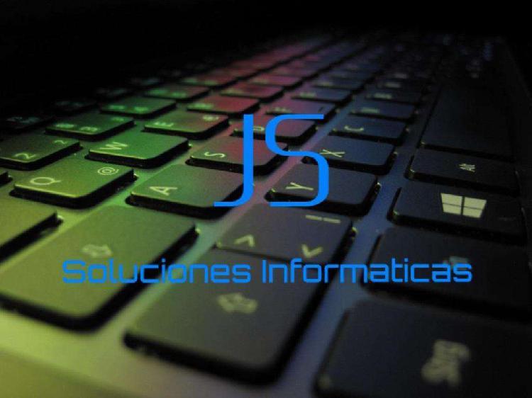 Técnico informático - js soluciones informáticas