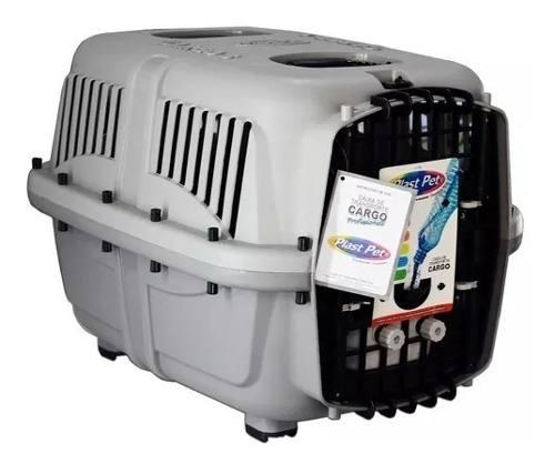 Transportadora canil bebedero perros plast pet cargo 3 nm