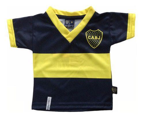 Camiseta Bebe Boca Juniors Licencia Oficial