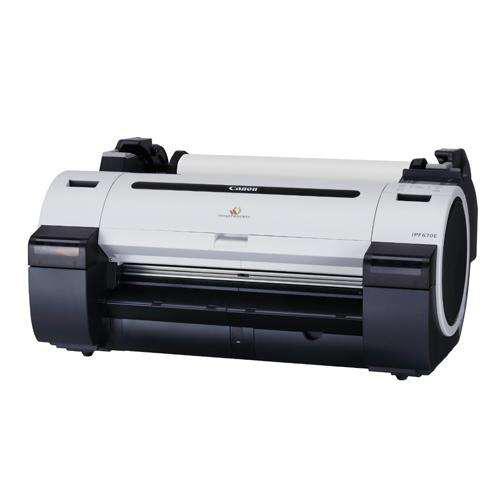 Impresora canon plotter ipf-670ss