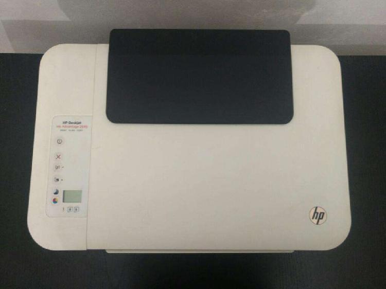 Impresora hp 2545