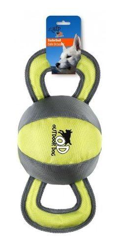 Juguete pelota perros basketball de tela afp con sonido