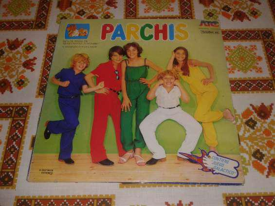 Parchis – lote de 2 discos de vinilo – long play (12