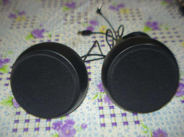 Parlantes speakers potenciados dell 2.0 ae215 impecables!!