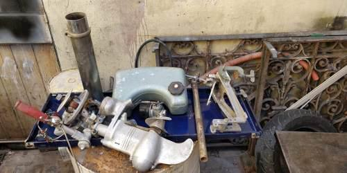 Repuestos motor yumpa