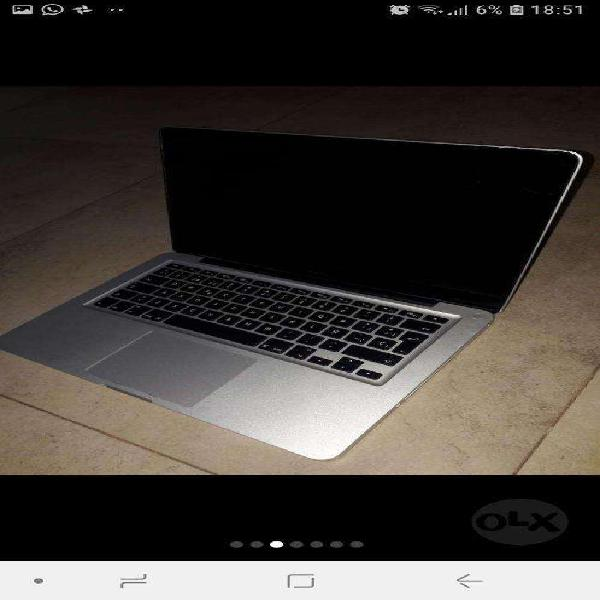 Vendo macbook pro (13-inch, mid 2012)