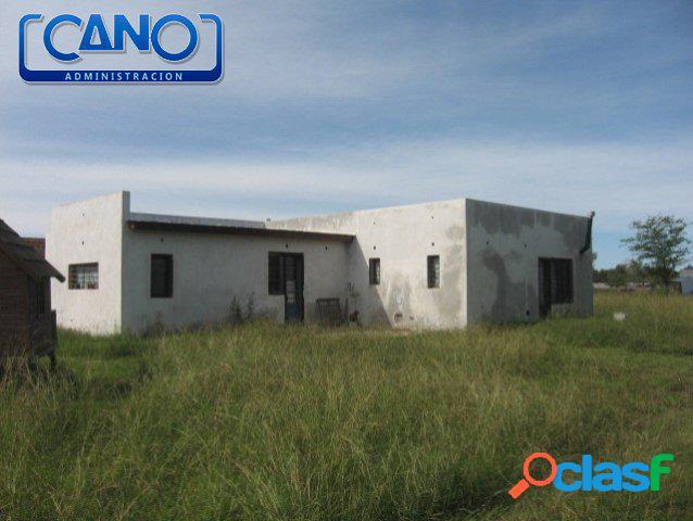 Casa en Venta Abasto de La Plata. Estado A Estrenar. 2 Habitaciones. 1 Baño. 2