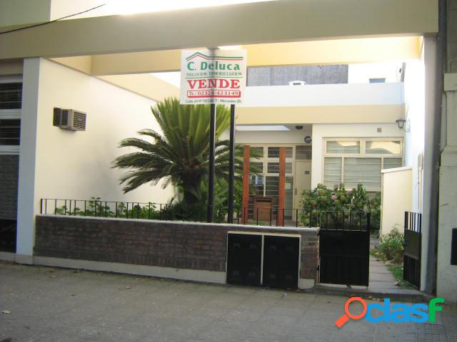 Venta de casa céntrica, s/ av. 29, 3 dormitorios. mercedes (b)
