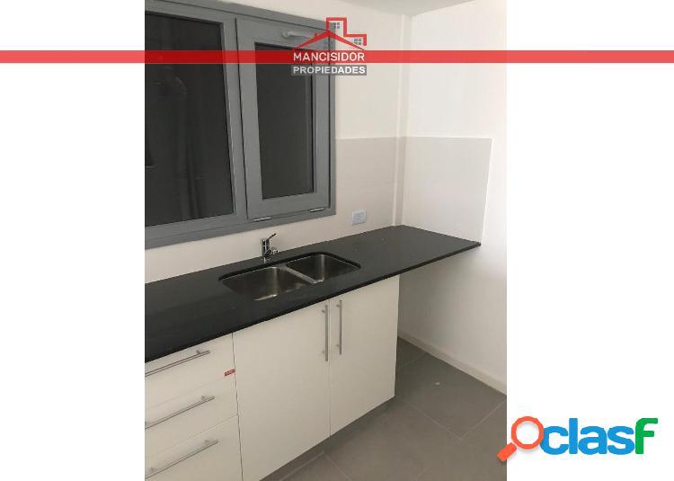 Mancisidor propiedades vende: castelli 420 - un dorm c/cochera - 2 baños