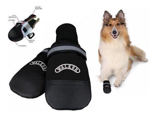 4 botas botitas proteccion perros l walker care trixie
