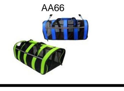 Bolso de transporte para mascota aa66