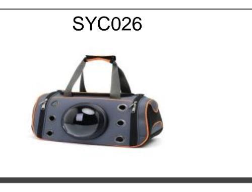 Bolso de transporte para mascota syc026