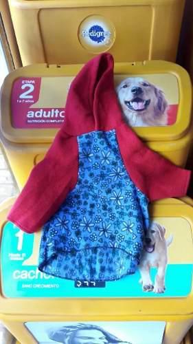 Buzo polar con capucha perros mascotas