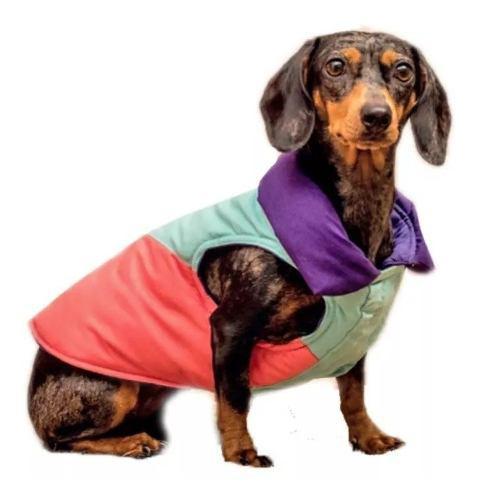 Chaleco campera abrigo elecant perros chicos y medianos