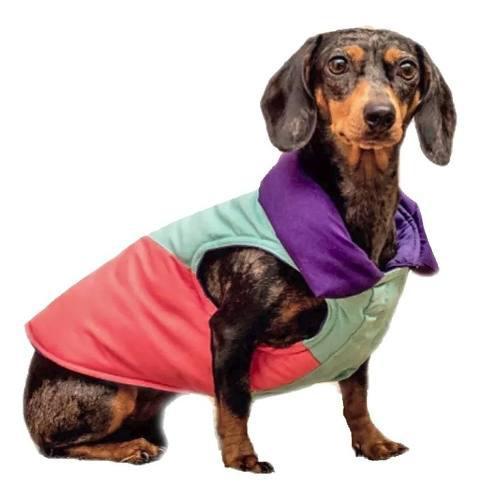 Chaleco inflado ropa perros chicos medianos campera abrigo *